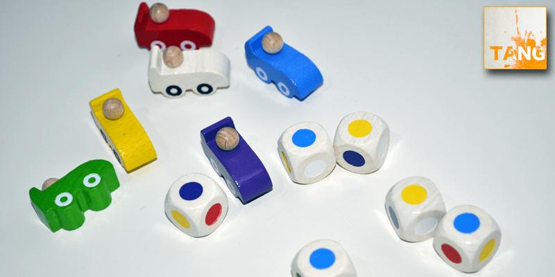 Monza - Componentes