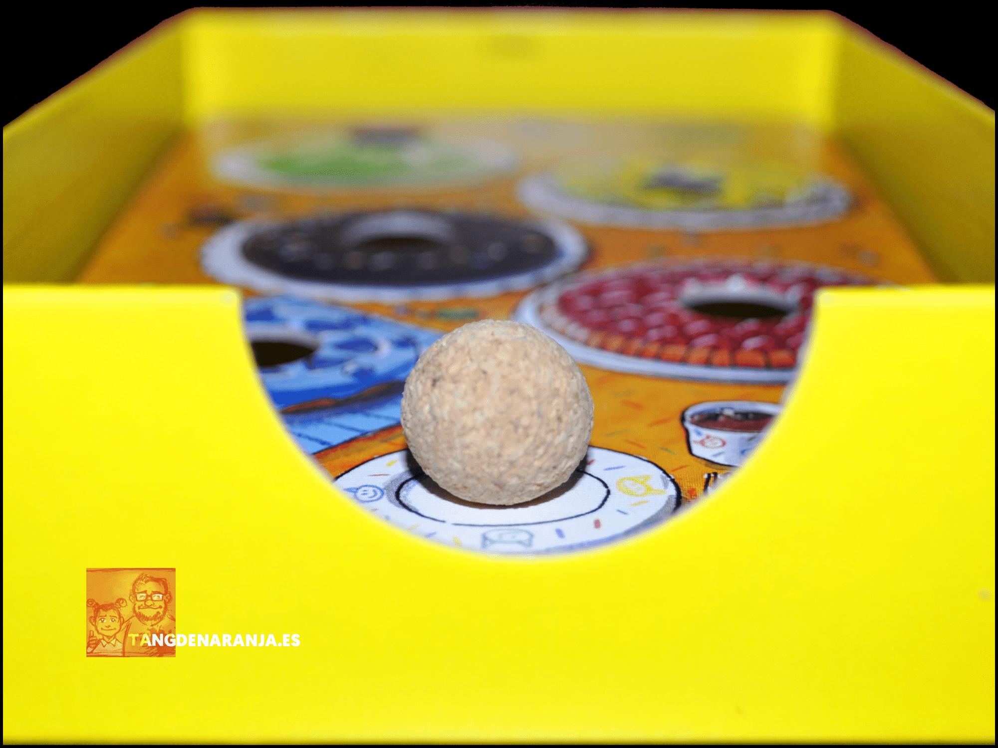 Soplar el pastel HABA tablero
