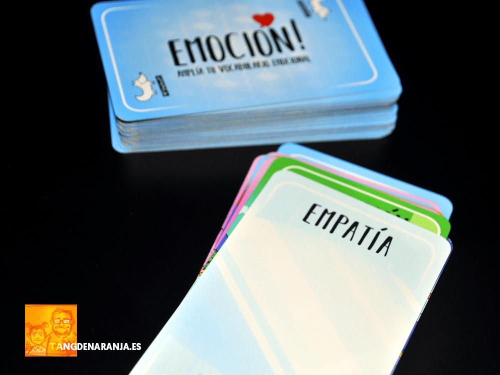 Reseña El Perruco Emocion juego de cartas