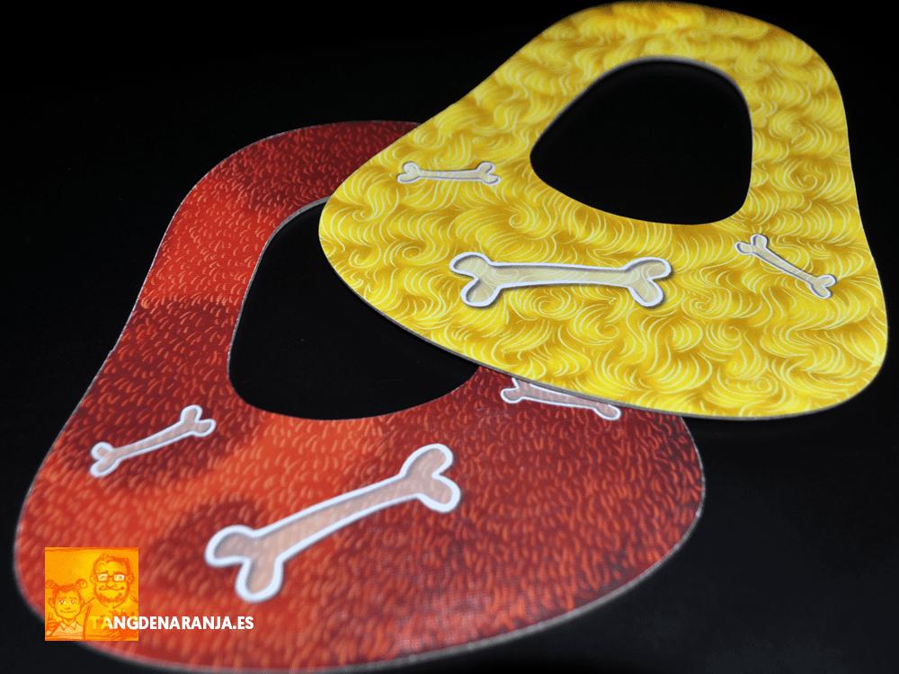 reseña Guau guau oreja colgante haba juego de mesa