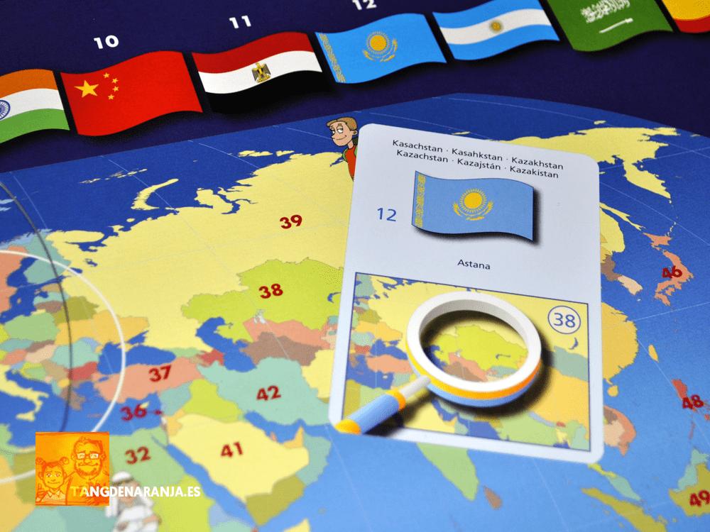 Paises del mundo reseña juego de mesa haba detalle carta
