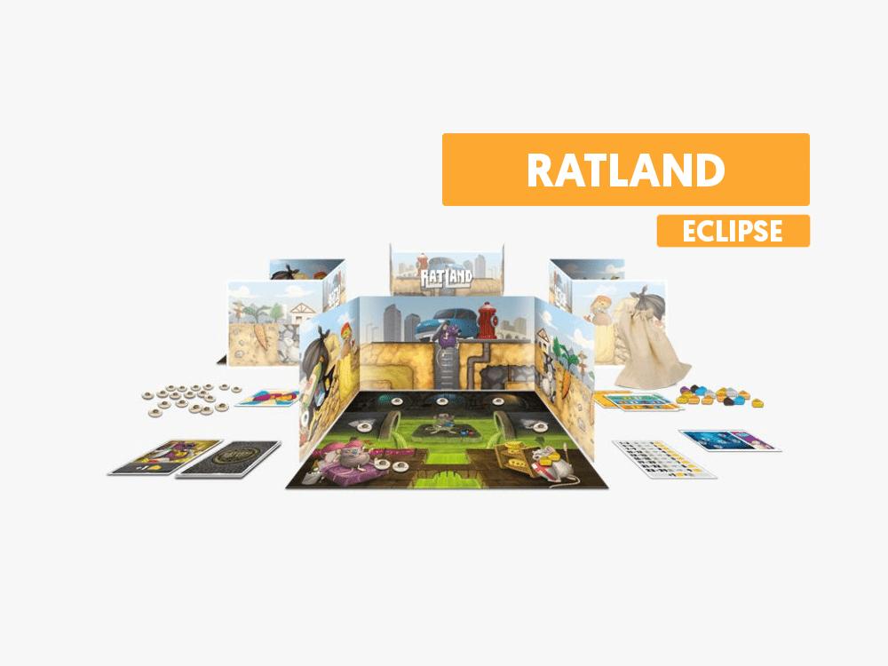 Reseña ratland juego de mesa