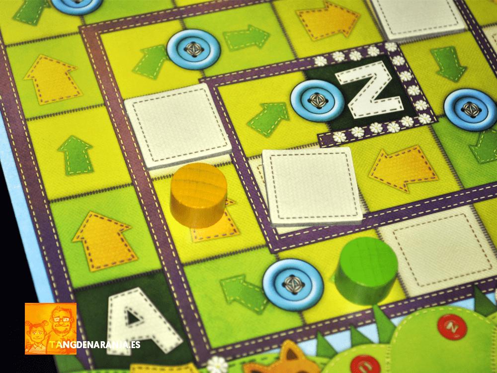 patchwork exprés reseña maldito games