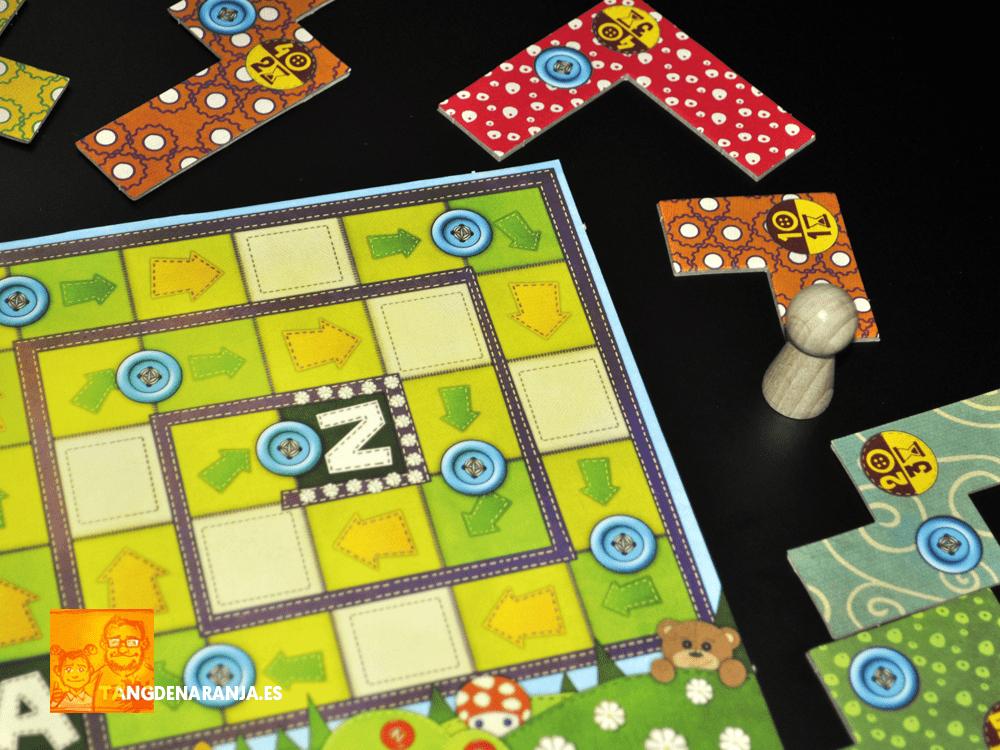reseña patchwork exprés maldito games