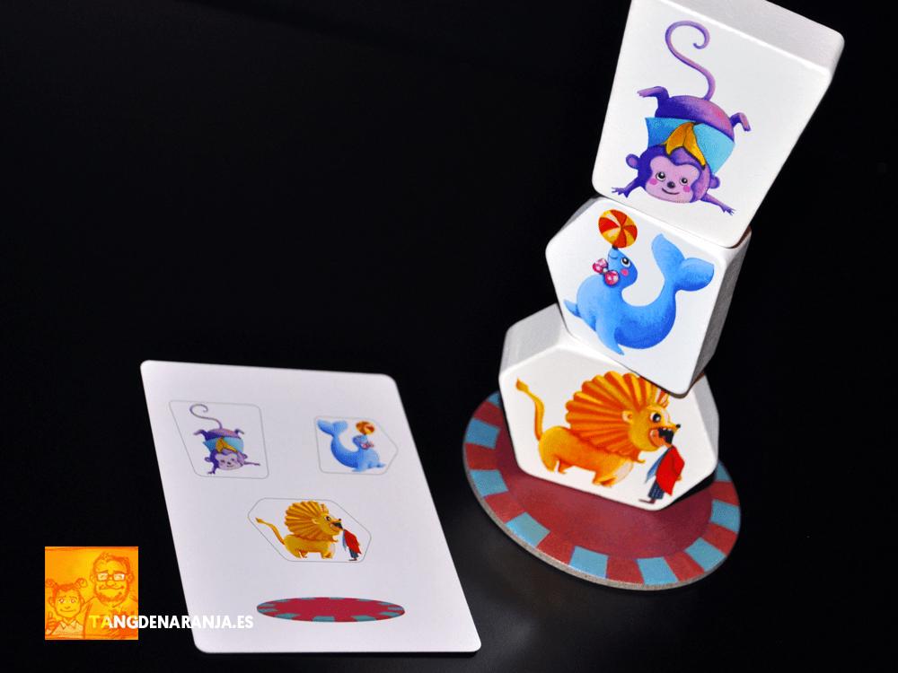 Topito juego de mesa reseña maldito games cartas