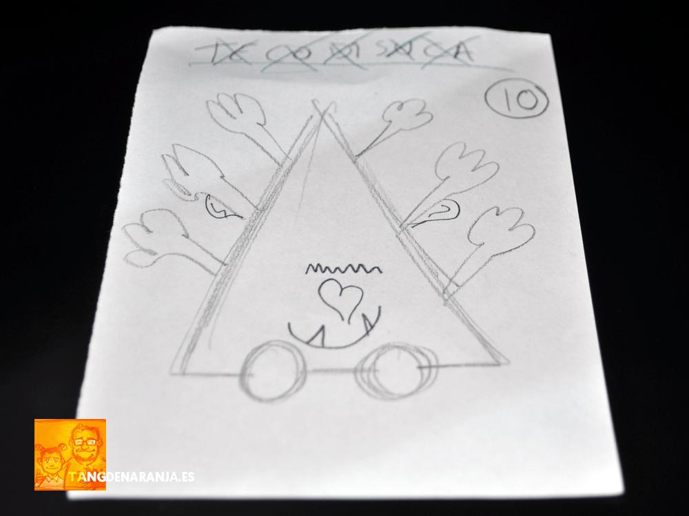 Monster Kit Manu Sanchez Tranjis Games reseña monstruos dibujo
