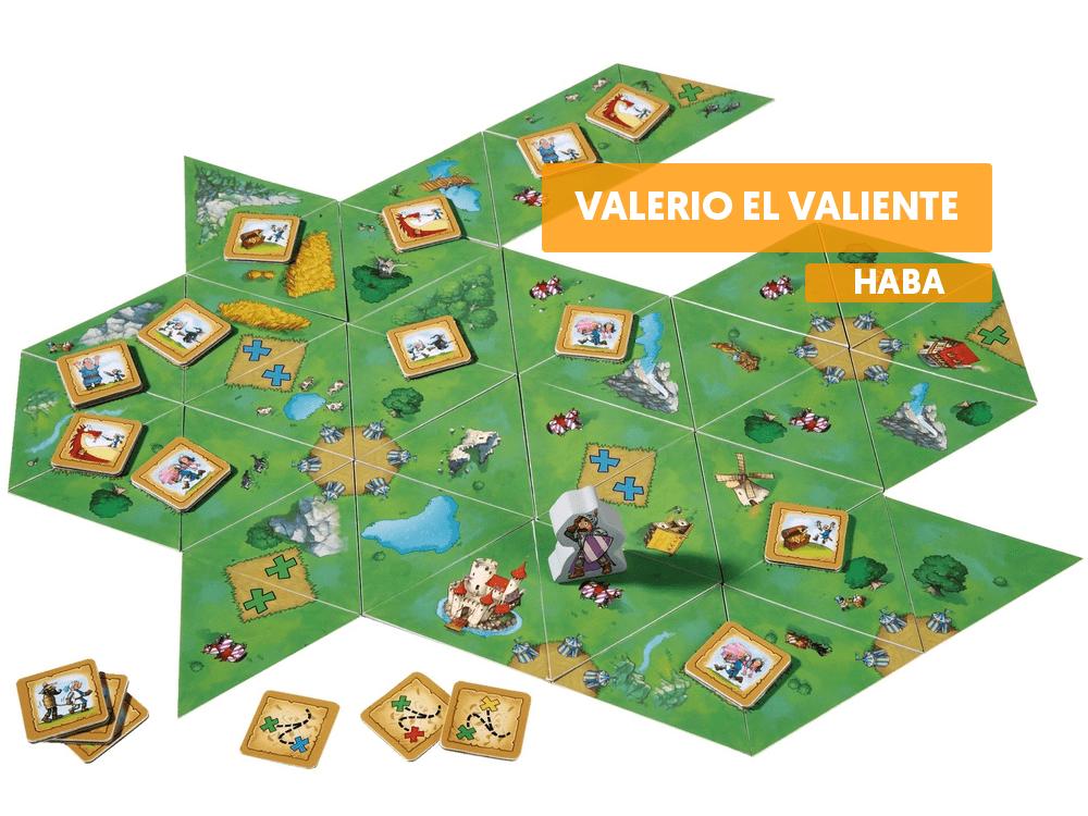 Valerio el valiente haba reseña destacada