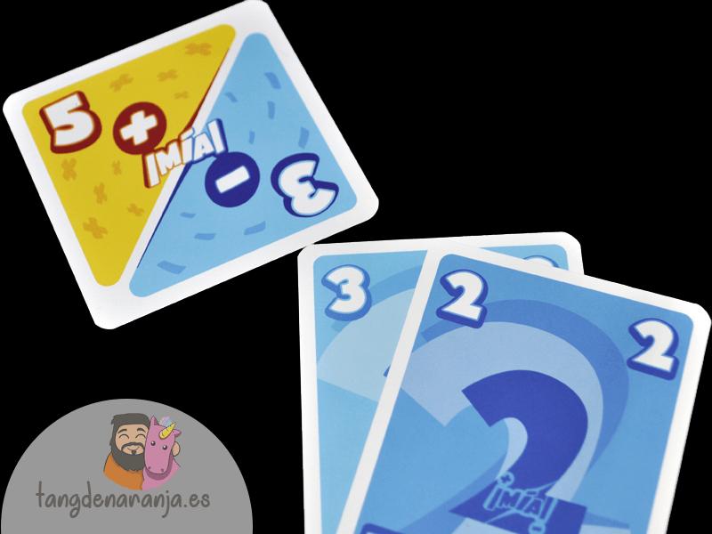 reseña mia matematicas juego de mesa tranjis juego