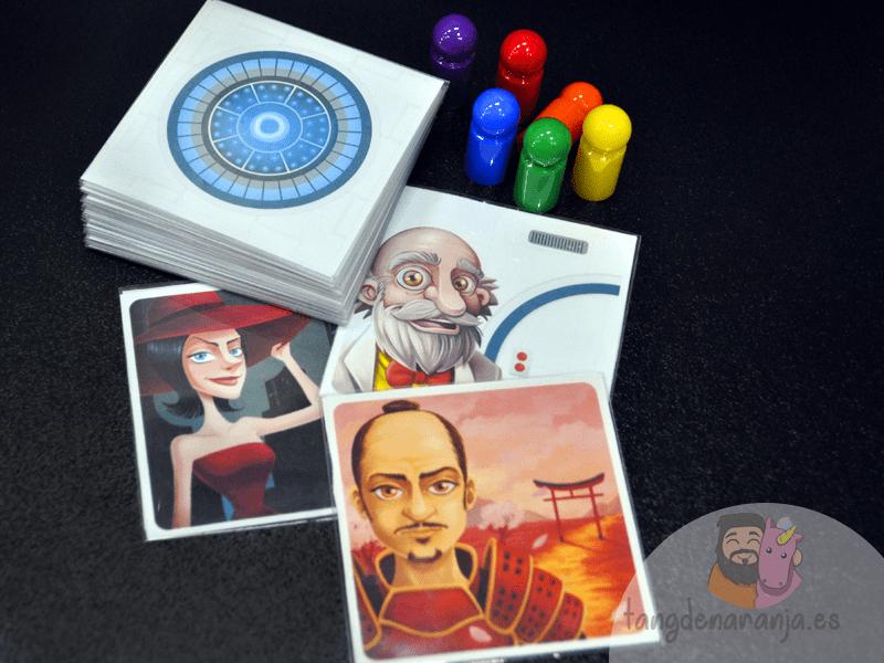 paradox university juego de mesa apaboardgame memory familiar componentes