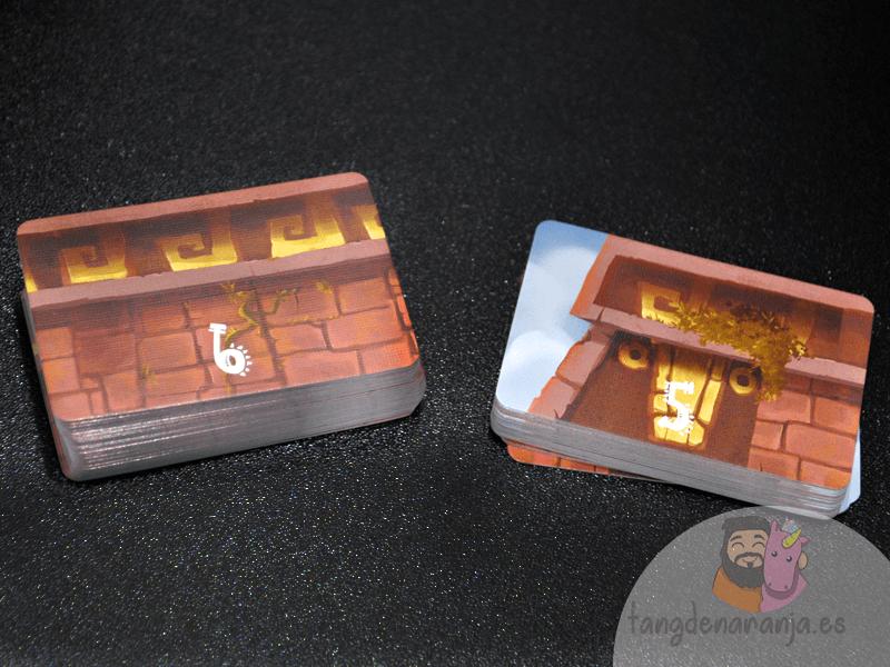 piramide del sol juego de mesa pavana games mazos