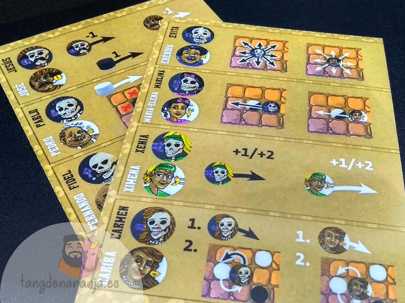 ¡Adios Calavera! juego de mesa tranjis coco mexico dia de los muertos como se juega