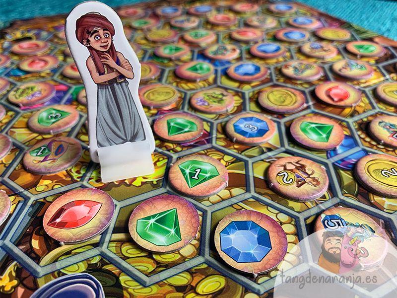 Aladino y la cueva de las maravillas juego de mesa manu sánchez