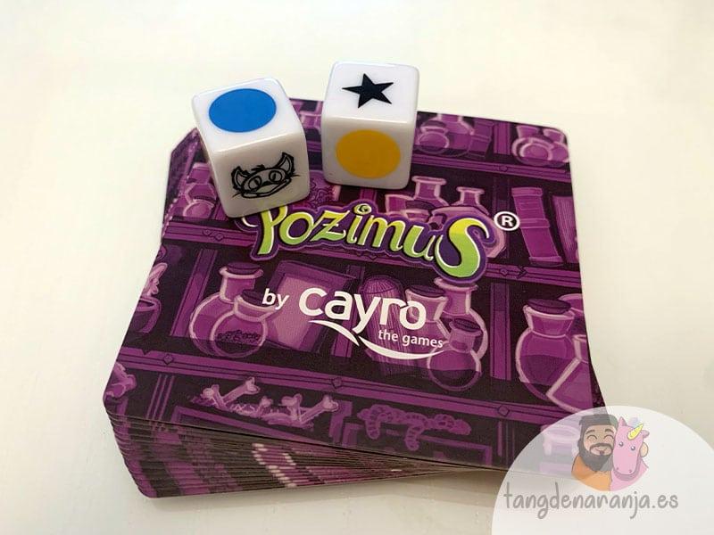 como se juega pozimus cayro